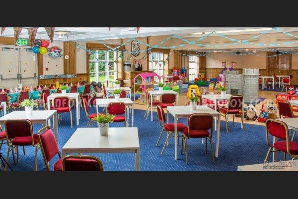 Review and photos of Panda Play Cafe Ballsbridge playcentre